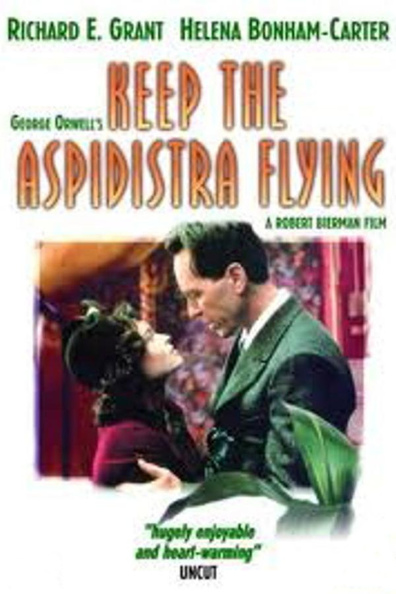 Movies Keep the Aspidistra Flying poster