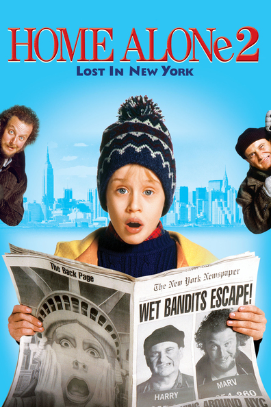 Home Alone 2: Lost in New York cast, synopsis, trailer and photos.