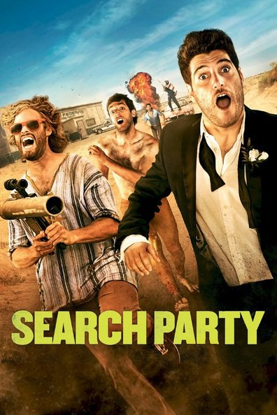Search Party cast, synopsis, trailer and photos.