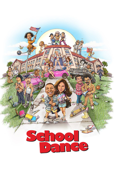 School Dance cast, synopsis, trailer and photos.