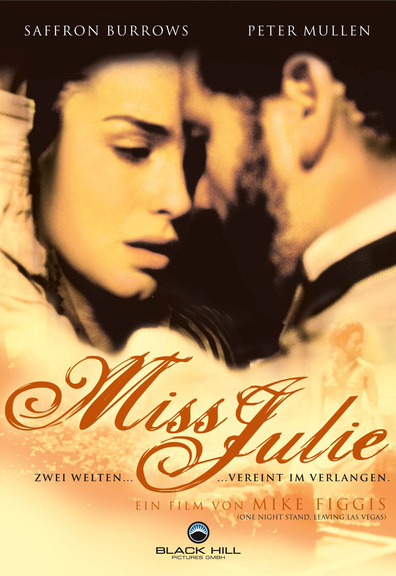 Miss Julie cast, synopsis, trailer and photos.