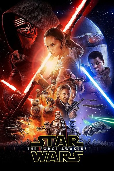 Movies Star Wars: Episode VII - The Force Awakens poster