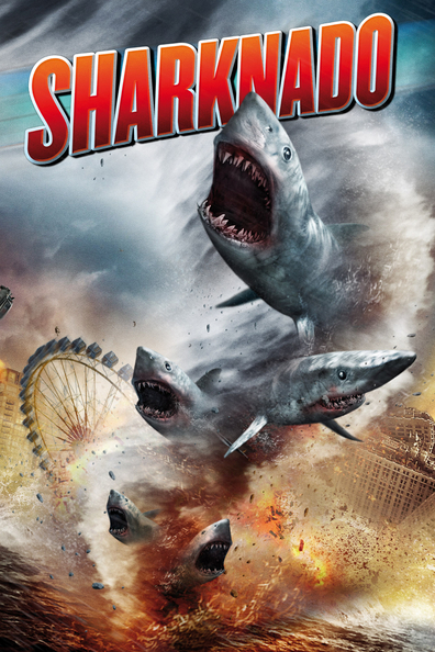 Sharknado cast, synopsis, trailer and photos.