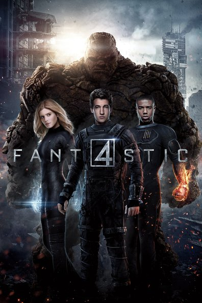 Fantastic Four cast, synopsis, trailer and photos.