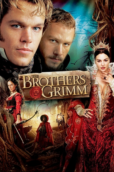 Movies The Brothers Grimm poster