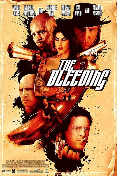 Movies The Bleeding poster