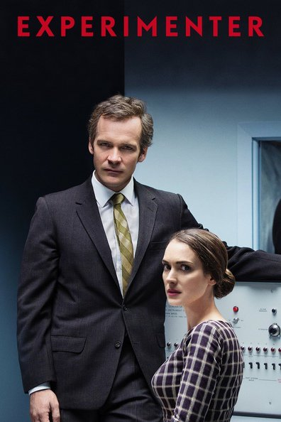 Experimenter cast, synopsis, trailer and photos.