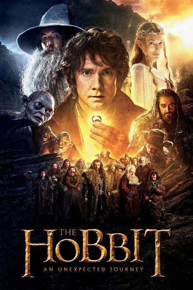 Movies The Hobbit: An Unexpected Journey poster