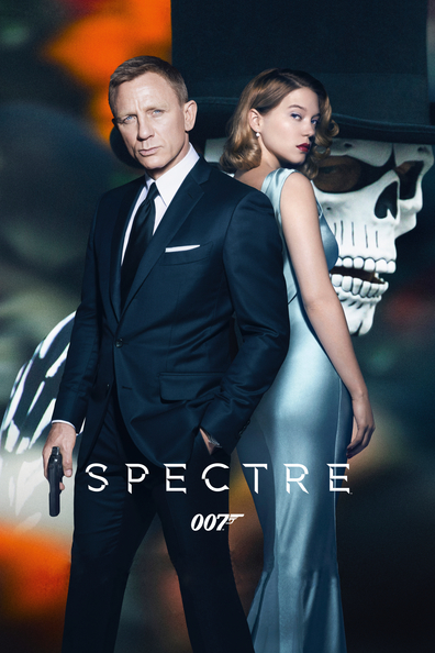 Movies Spectre poster