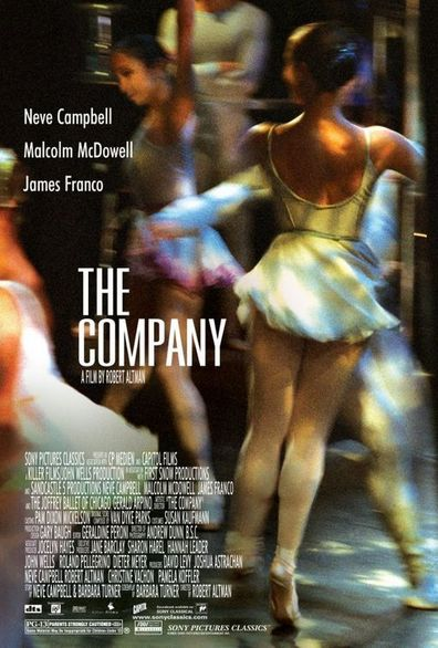 Movies The Company poster