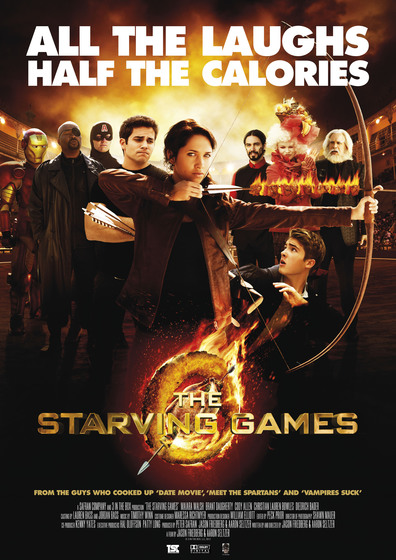 The Starving Games cast, synopsis, trailer and photos.