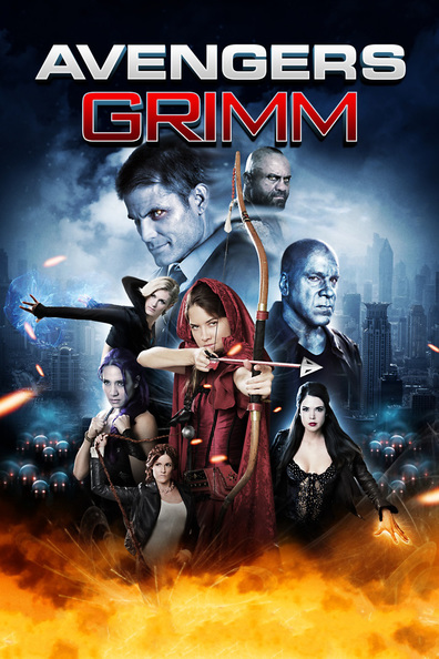Avengers Grimm cast, synopsis, trailer and photos.