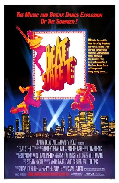 Movies Beat Street poster