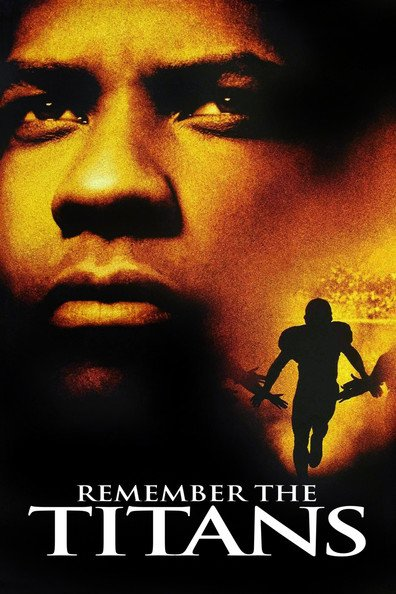 Movies Remember the Titans poster