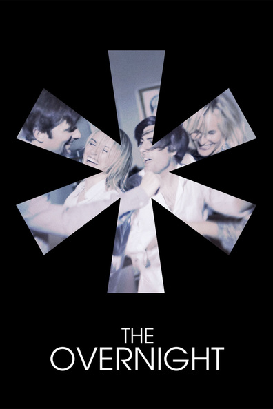 Movies The Overnight poster