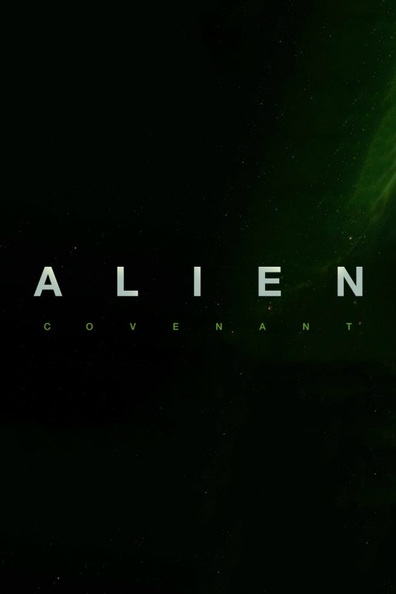 Movies Alien: Covenant poster