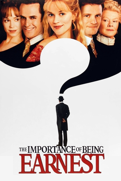 Movies The Importance of Being Earnest poster