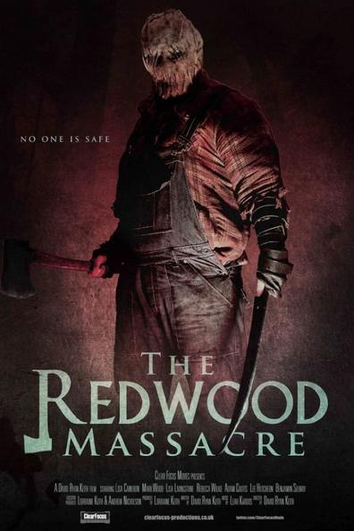 Movies The Redwood Massacre poster