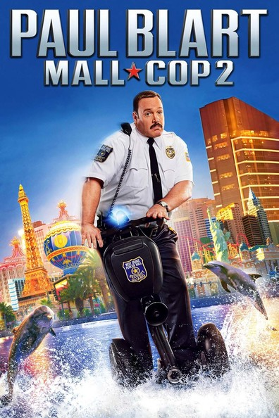 Paul Blart: Mall Cop 2 cast, synopsis, trailer and photos.