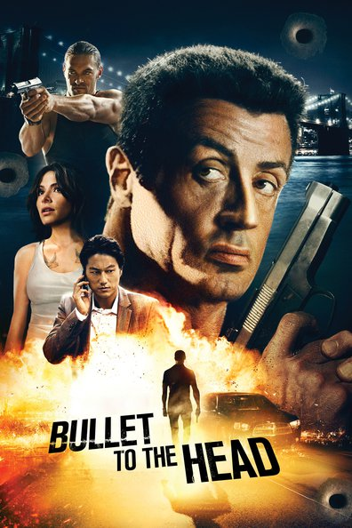 Movies Bullet to the Head poster