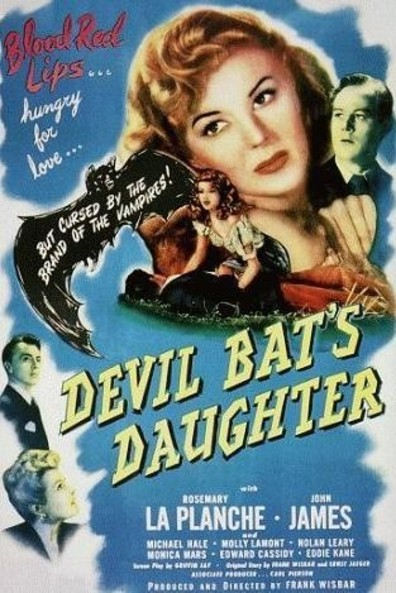 Devil Bat's Daughter cast, synopsis, trailer and photos.