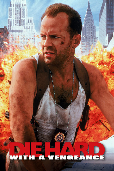 Movies Die Hard: With a Vengeance poster