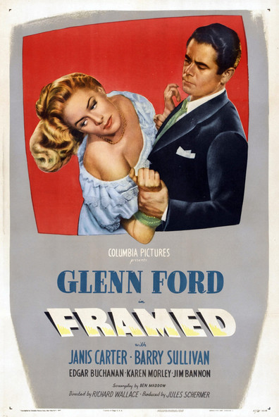 Framed cast, synopsis, trailer and photos.