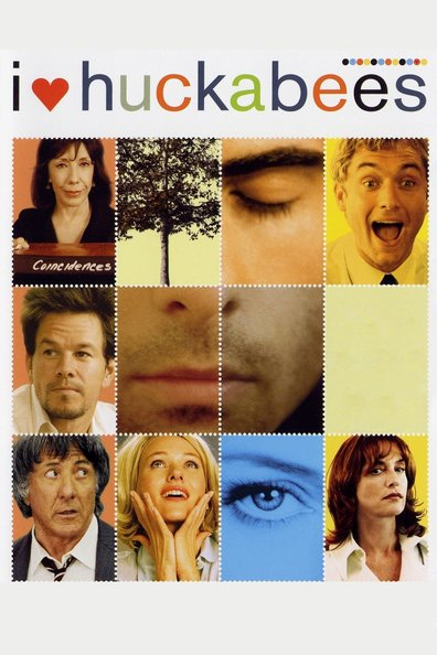 Movies I Heart Huckabees poster