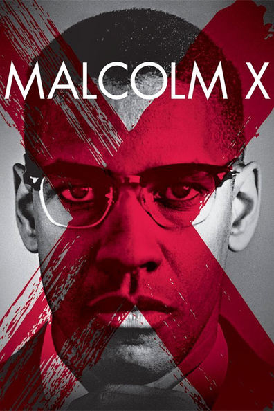 Movies Malcolm X poster