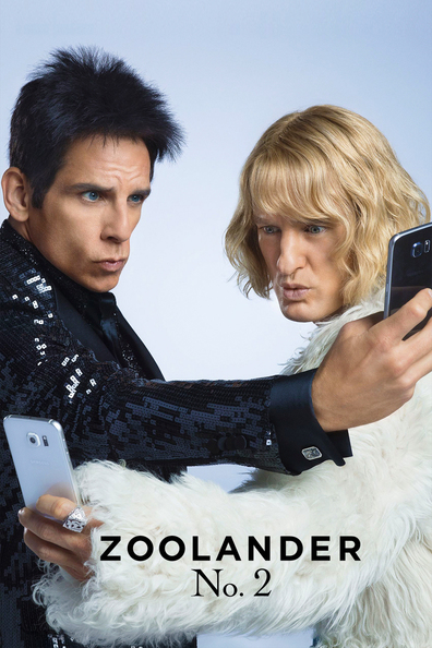 Movies Zoolander 2 poster