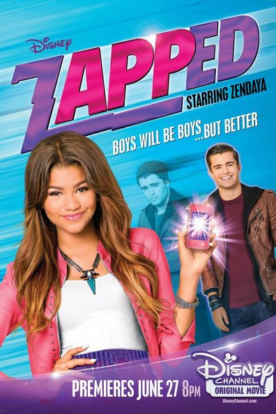 Zapped cast, synopsis, trailer and photos.