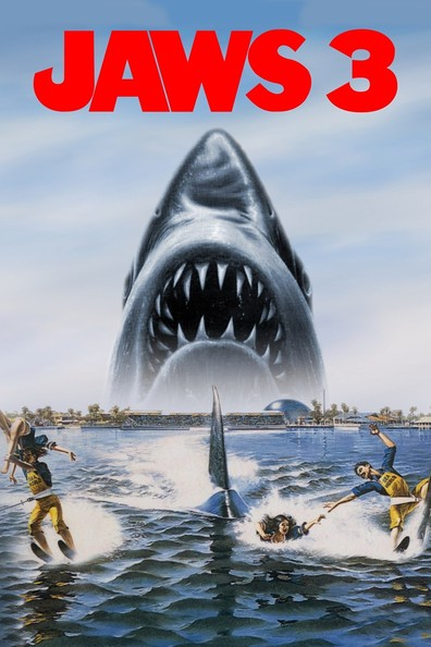 Jaws 3-D cast, synopsis, trailer and photos.