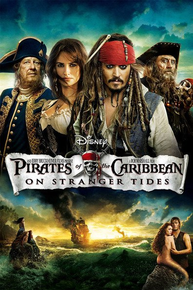 Pirates of the Caribbean: On Stranger Tides cast, synopsis, trailer and photos.
