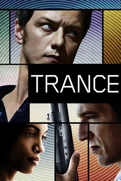 Movies Trance poster