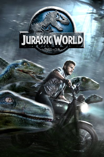 Movies Jurassic World poster