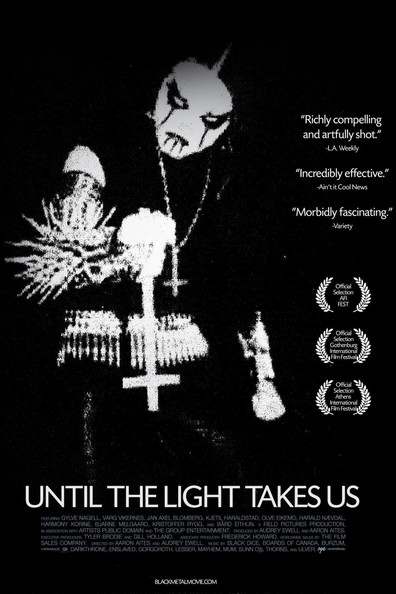 Movies Until the Light Takes Us poster
