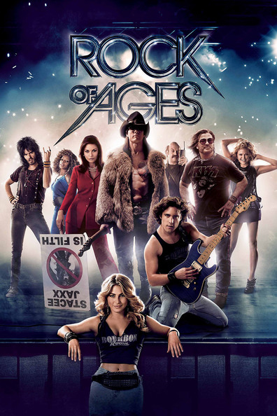 Movies Rock of Ages poster
