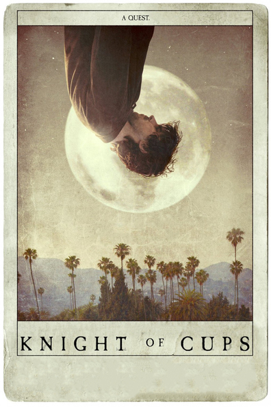 Movies Knight of Cups poster
