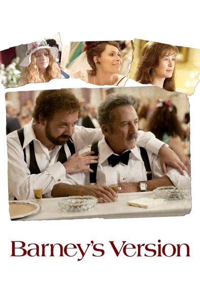Movies Barney's Version poster