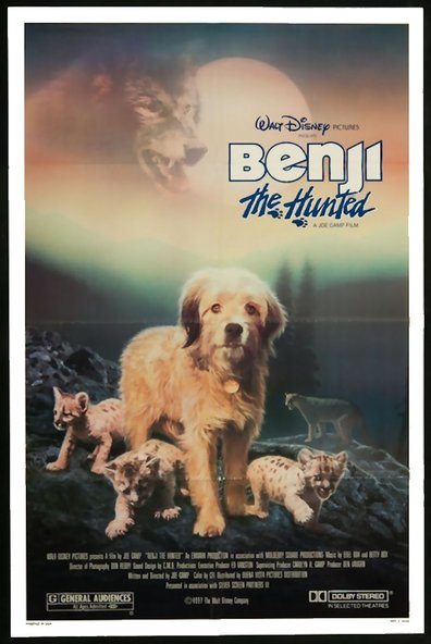 Benji The Hunted cast, synopsis, trailer and photos.