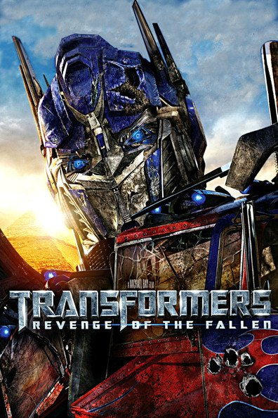 Movies Transformers: Revenge of the Fallen poster