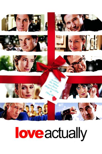 Movies Love Actually poster