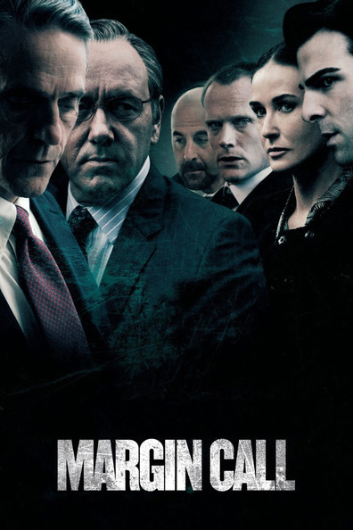 Movies Margin Call poster