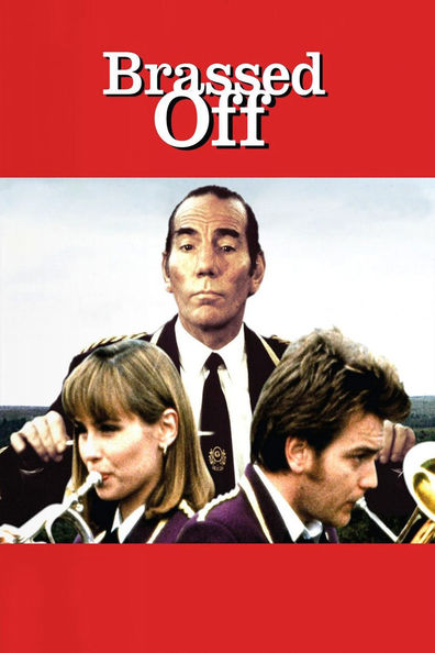 Movies Brassed Off poster
