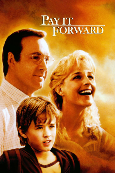 Movies Pay It Forward poster