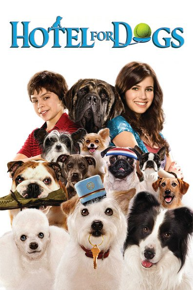 Hotel for Dogs cast, synopsis, trailer and photos.