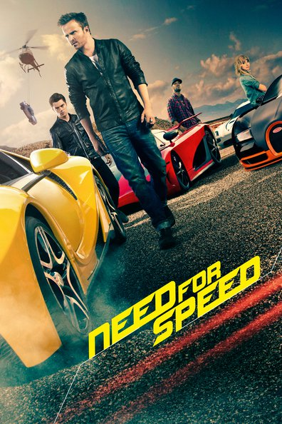 Need for Speed cast, synopsis, trailer and photos.