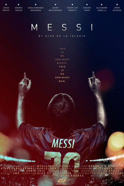 Messi cast, synopsis, trailer and photos.