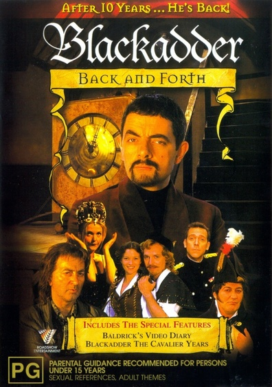 Movies Blackadder Back & Forth poster