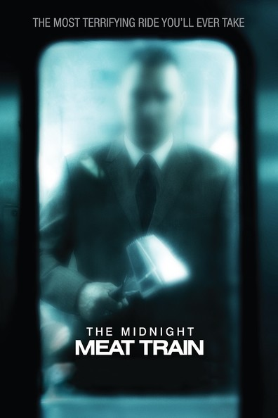 Movies The Midnight Meat Train poster